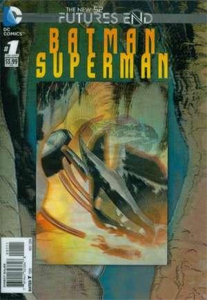 Batman/Superman: Futures End (2014)#1A