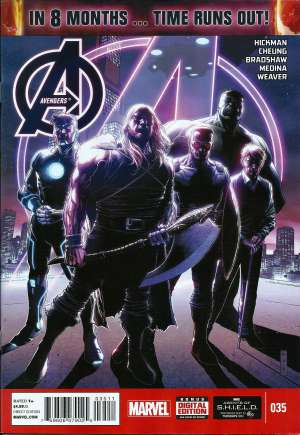 Avengers (2012-2015)#35A