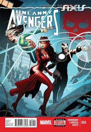 Uncanny Avengers (2012-2014)#24