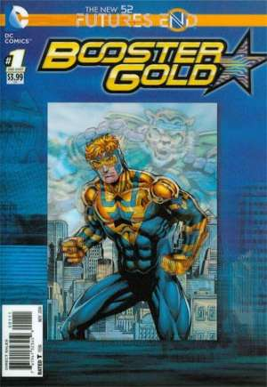 Booster Gold: Futures End (2014)#1A