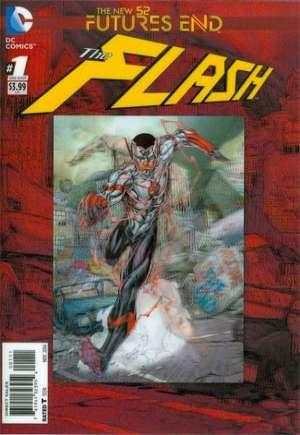 Flash: Futures End (2014)#1A