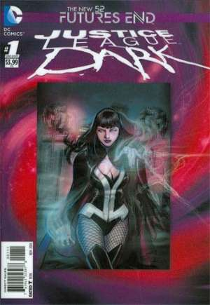 Justice League Dark: Futures End (2014)#1A