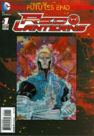 Red Lanterns: Futures End (2014) #1A