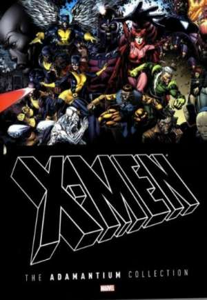 X-Men: The Adamantium Collection (2014)#HC