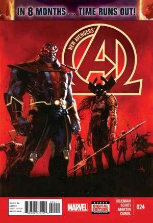 New Avengers (2013-2015)#24A