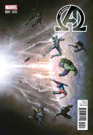 New Avengers (2013-2015)#24B