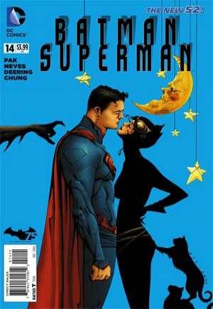 Batman/Superman (2013-2016)#14A