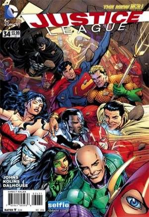 Justice League (2011-2016)#34C