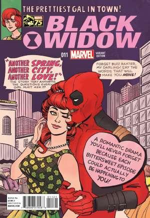 Black Widow (2014-2015)#11B
