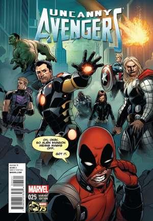 Uncanny Avengers (2012-2014)#25B