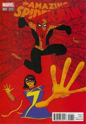 Amazing Spider-Man (2014-2015)#7B