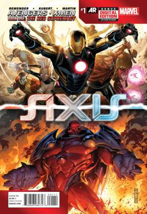 Avengers and X-Men: AXIS (2014-2015)#1A