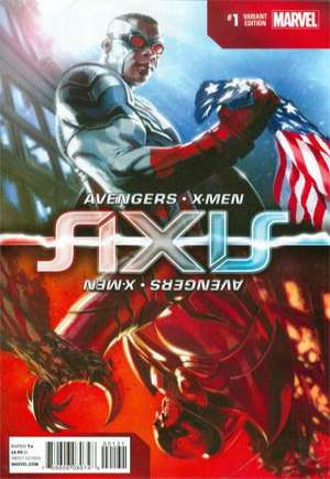Avengers and X-Men: AXIS (2014-2015) #1C