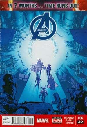 Avengers (2012-2015)#36A