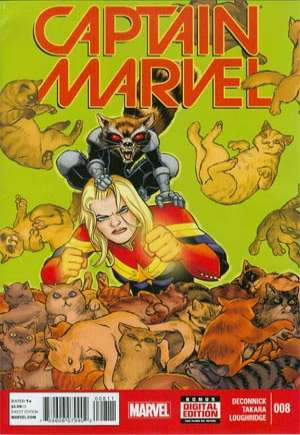 Captain Marvel (2014-2016) #8