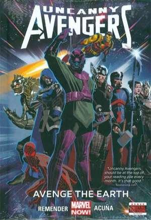 Uncanny Avengers (2012-2014)#HC Vol 4