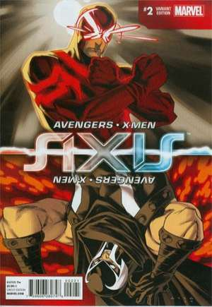 Avengers and X-Men: AXIS (2014-2015) #2B