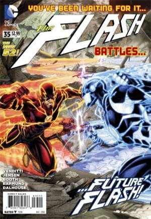 Flash (2011-2016)#35A