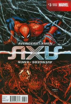 Avengers and X-Men: AXIS (2014-2015)#3B