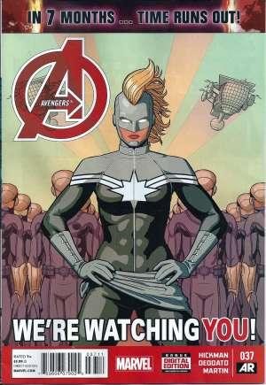 Avengers (2012-2015)#37