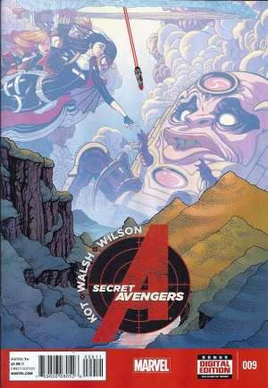 Secret Avengers (2014-2015)#9A