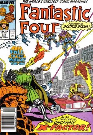 Fantastic Four (1961-1996)#312A