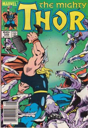Thor (1966-1996)#346A