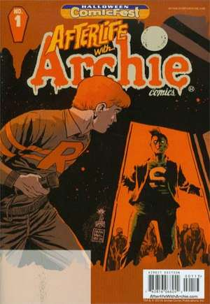 Afterlife With Archie (2013-Present)#1ZZG