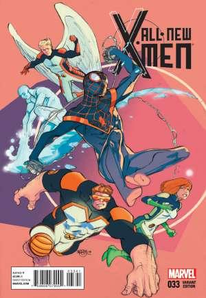 All-New X-Men (2013-2015)#33D