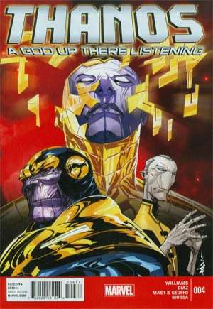 Thanos: A God Up There Listening (2014)#4