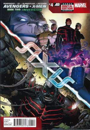 Avengers and X-Men: AXIS (2014-2015) #4A