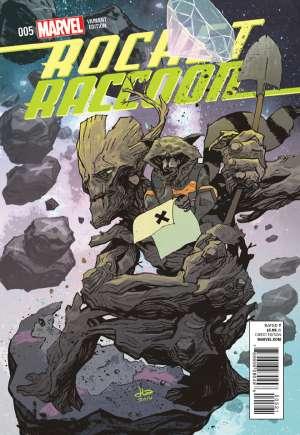 Rocket Raccoon (2014-2015)#5B