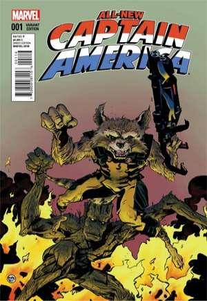 All-New Captain America (2015)#1D