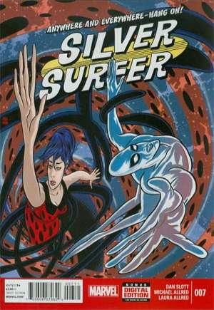 Silver Surfer (2014-2016)#7