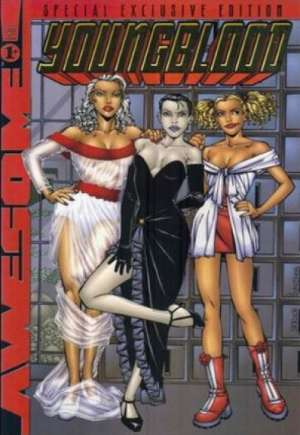 Youngblood Special Exclusive Edition (1997)#1B
