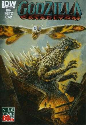 Godzilla: Cataclysm (2014)#4B