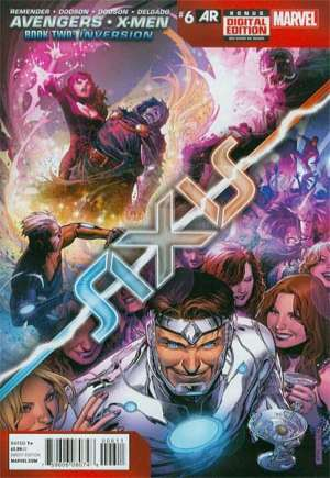 Avengers and X-Men: AXIS (2014-2015)#6A