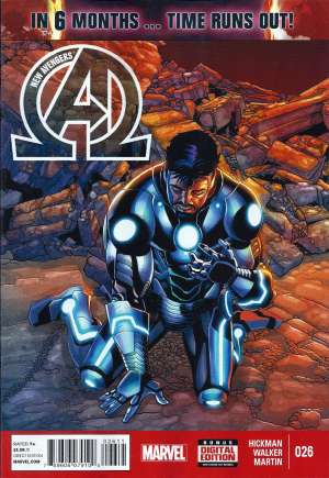 New Avengers (2013-2015)#26A