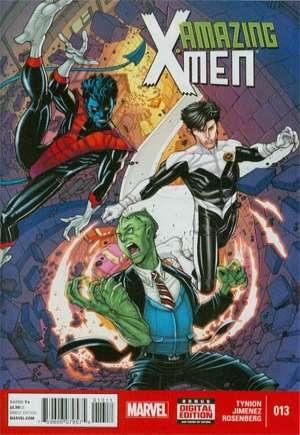 Amazing X-Men (2014-Present)#13A