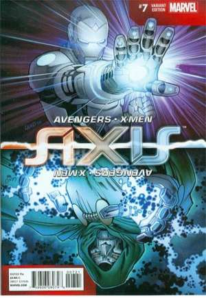 Avengers and X-Men: AXIS (2014-2015)#7B