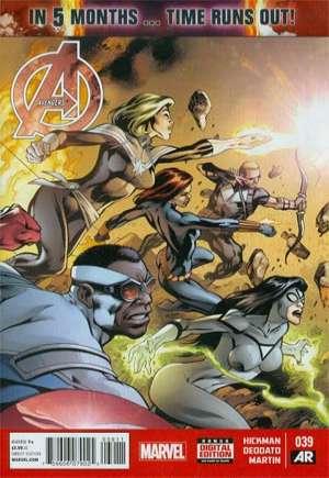 Avengers (2012-2015)#39