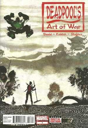 Deadpool's Art of War (2014-2015)#3