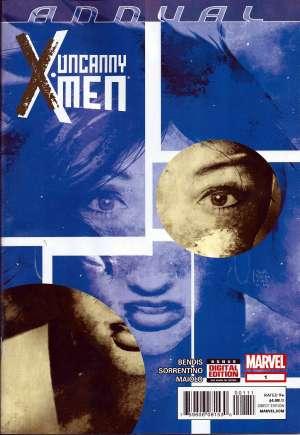 Uncanny X-Men (2013-2016)#Annual 1A