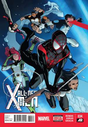 All-New X-Men (2013-2015)#34A