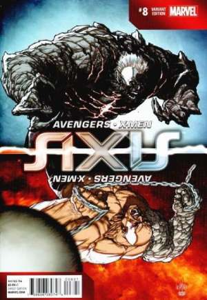 Avengers and X-Men: AXIS (2014-2015)#8B