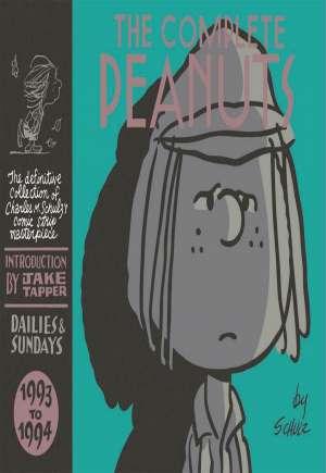 Complete Peanuts (2004-Present)#HC Vol 22