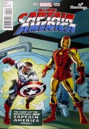All-New Captain America (2015)#1K