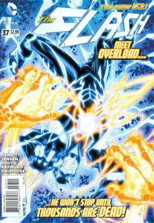 Flash (2011-2016)#37A