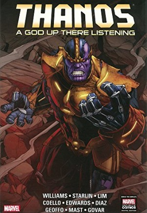 Thanos: A God Up There Listening (2014) #HC