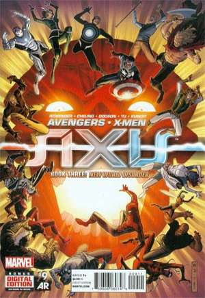 Avengers and X-Men: AXIS (2014-2015) #9A